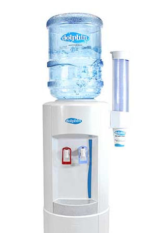 Výdajník vody Dolphin, pitý režim, pitná voda do kancelárie