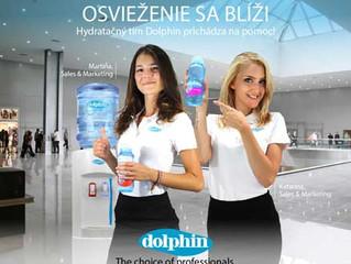 Dolphin Hydration Tím v Digital Parku