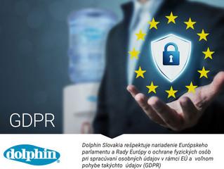 Nariadenie Európskeho parlamentu a Rady Európy o ochrane fyzických osôb pri spracúvaní osobných údaj