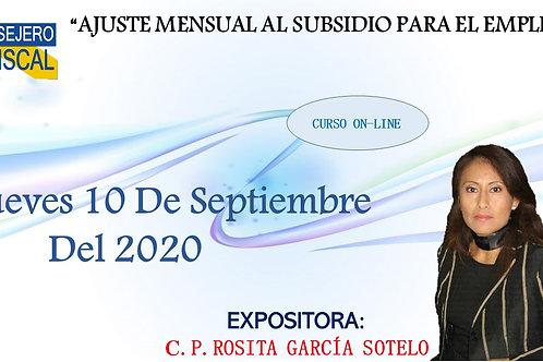 C.P.ROSITA GARCÍA SOTELO