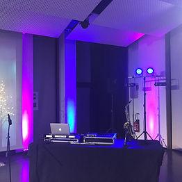 DJ saxophoniste soirée d'entreprise Lyon