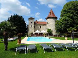 Chapeau Cornu - Chateau