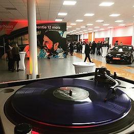 DJ soirée d'entreprise Lyon