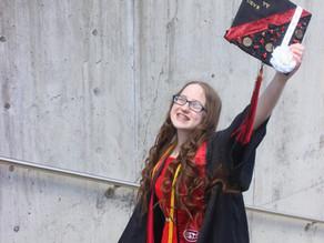 Emilia Wright - SAVED $25,000 - Earning 66 Credits at SCSU