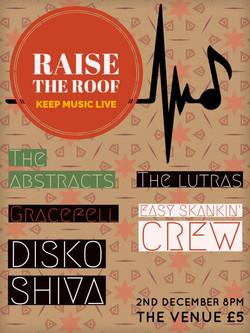 raise roof 2 december
