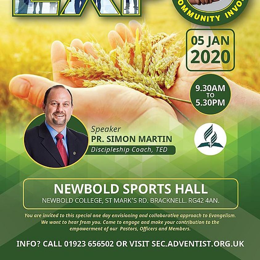Evangelism Expo 2020