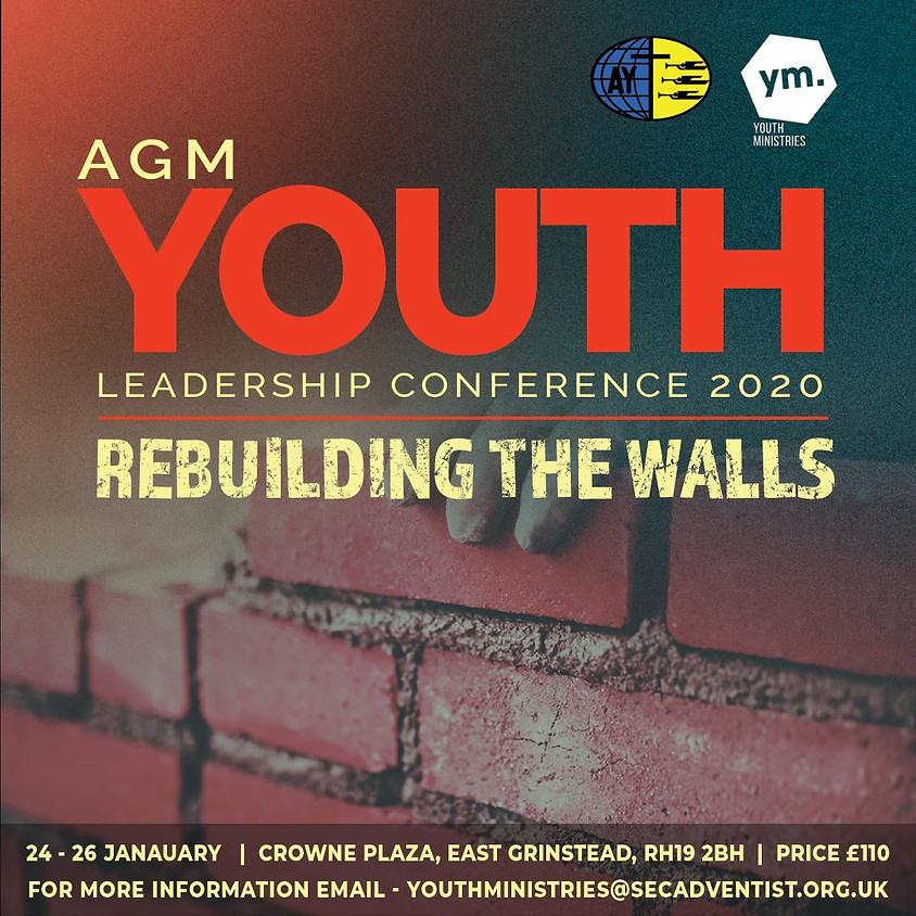 AGM Youth Leadership Conference 2020