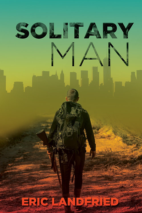 Solitary Man signed paperback