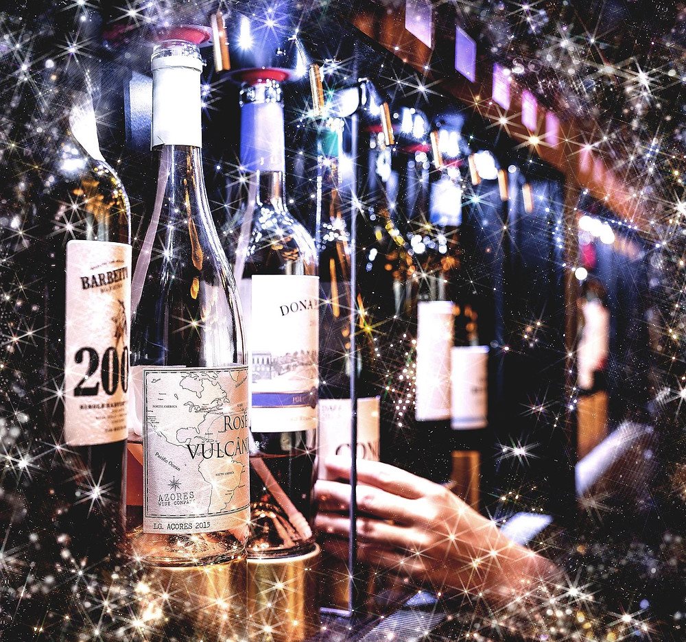 New Year's Eve in Sommelier Lisbon
