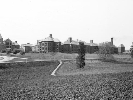 Matteawan State Hospital, NY--read about it in my first book, Who Killed Buffalo?