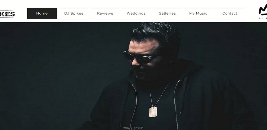 DJ Spikes - תקליטנים - Fly Guy - Fly Guy