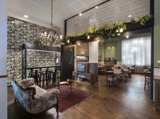 המסעדה המיתולוגית שעברה שיפוץ יסודי ונולדה מחדש