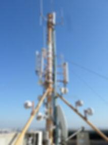 קרינה סלולארית - ייעוץ, תיכנון, מיגון אלקטרומגנטי ובדיקות קרינה