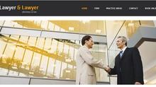 אתר מקצועי לעורך דין