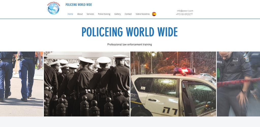 Policeing World Wide - תדמית - Fly Guy -