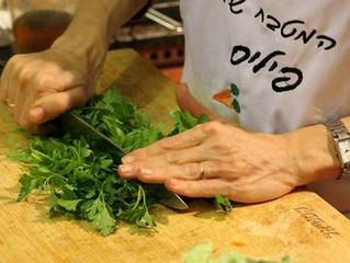 רפוי דרך האוכל: לחשוב, לאכול, להבריא