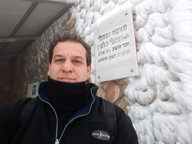 טיולים בישראל החרמון
