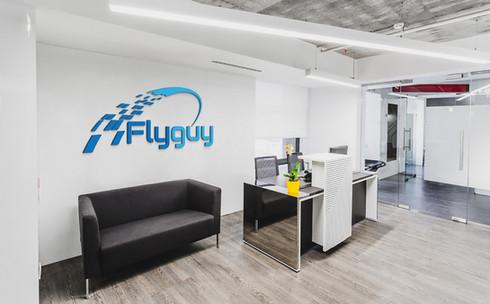 Fly Guy משרד