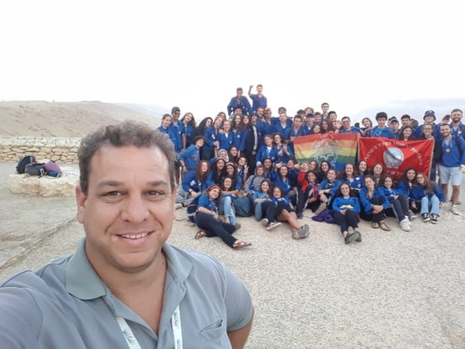 Tours in Israel - group tour