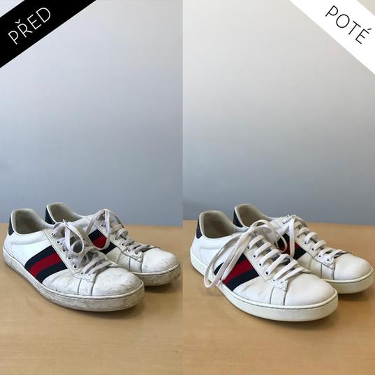 Sepatos - Prémiové mytí a péče o boty. Čištění bot Praha Mytí bot Praha 3