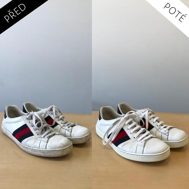 Sepatos - Prémiové mytí a péče o boty. Čištění bot Praha. Mytí bot Praha 23