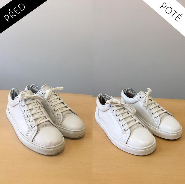 Sepatos - Prémiové mytí a péče o boty. Čištění bot Praha. Mytí bot Praha 28