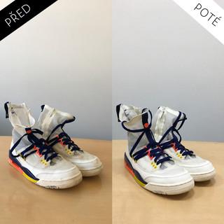 Sepatos - Prémiové mytí a péče o boty. Čištění bot Praha. Mytí bot Praha 12