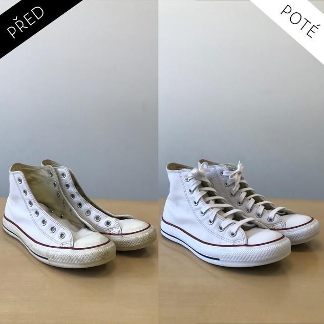 Sepatos - Prémiové mytí a péče o boty. Čištění bot Praha. Mytí bot Praha 44