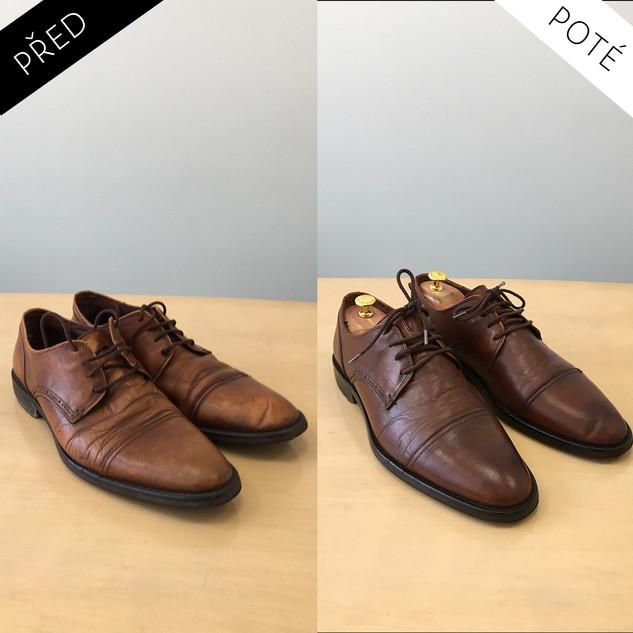 Sepatos - Prémiové mytí a péče o boty. Čištění bot Praha. Mytí bot Praha 26