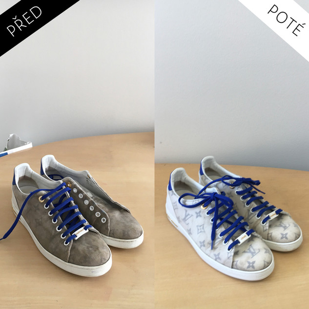 Sepatos - Prémiové mytí a péče o boty. Čištění bot Praha. Mytí bot Praha 6