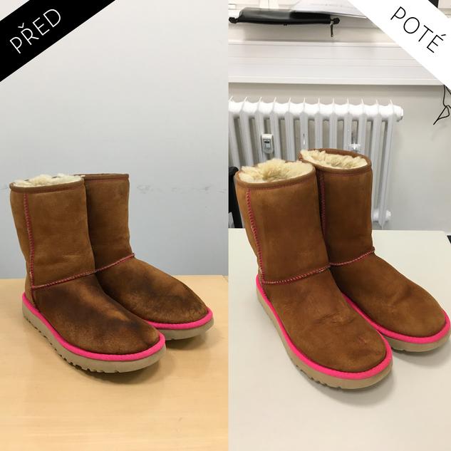 Sepatos - Prémiové mytí a péče o boty. Čištění bot Praha. Mytí bot Praha 3