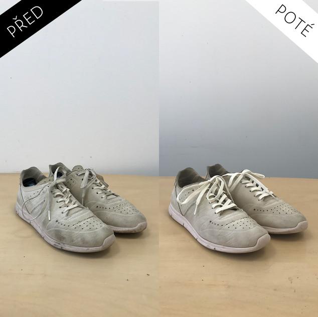 Sepatos - Prémiové mytí a péče o boty. Čištění bot Praha. Mytí bot Praha 34
