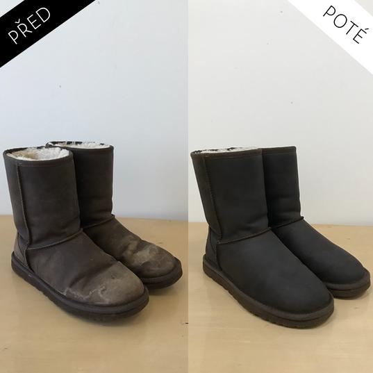 Sepatos - Prémiové mytí a péče o boty. Čištění bot Praha Mytí bot Praha 7