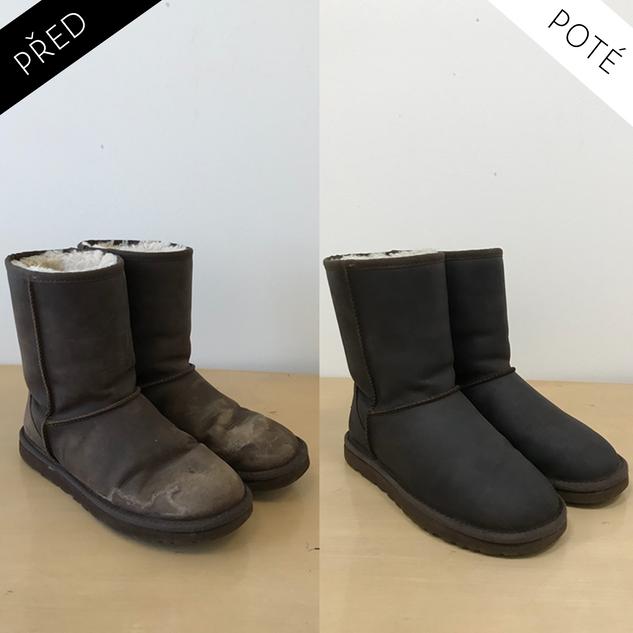 Sepatos - Prémiové mytí a péče o boty. Čištění bot Praha. Mytí bot Praha 18