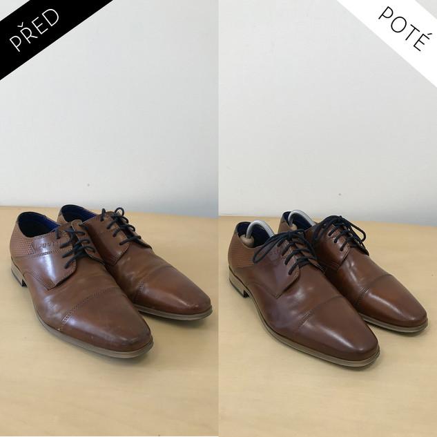 Sepatos - Prémiové mytí a péče o boty. Čištění bot Praha. Mytí bot Praha 39