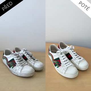 Sepatos - Prémiové mytí a péče o boty. Čištění bot Praha. Mytí bot Praha 8