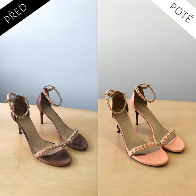 Sepatos - Prémiové mytí a péče o boty. Čištění bot Praha. Mytí bot Praha  10