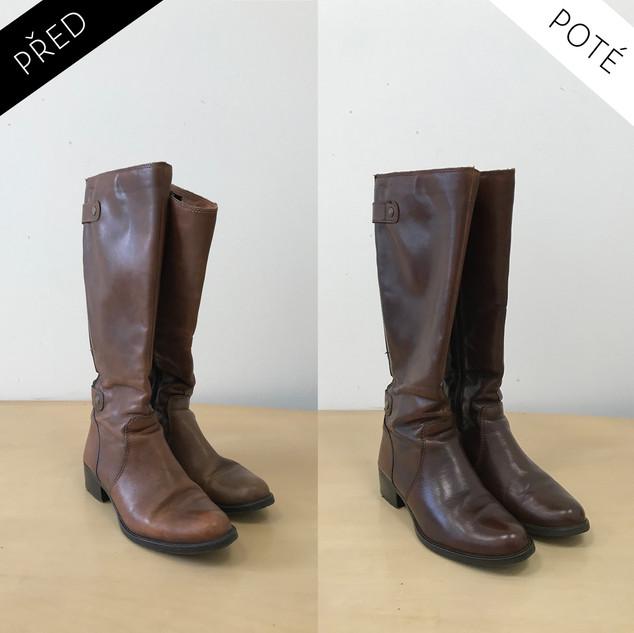 Sepatos - Prémiové mytí a péče o boty. Čištění bot Praha. Mytí bot Praha 19