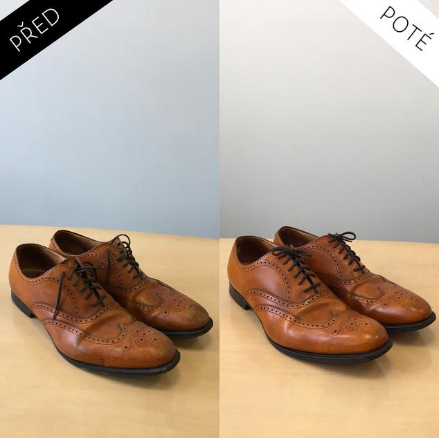 Sepatos - Prémiové mytí a péče o boty. Čištění bot Praha. Mytí bot Praha 49