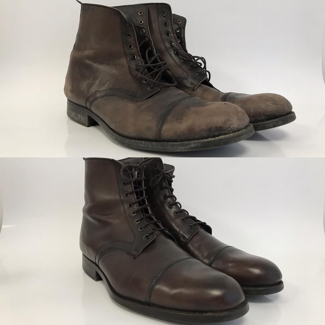 Sepatos - Prémiové mytí a péče o boty