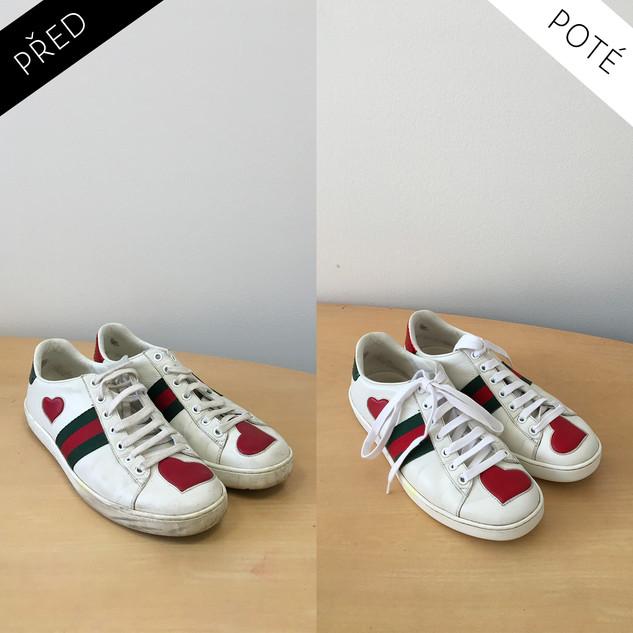 Sepatos - Prémiové mytí a péče o boty. Čištění bot Praha. Mytí bot Praha 42