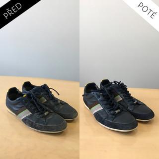 Sepatos - Prémiové mytí a péče o boty. Čištění bot Praha. Mytí bot Praha 11