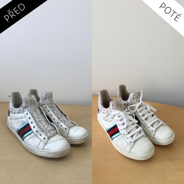 Sepatos - Prémiové mytí a péče o boty. Čištění bot Praha. Mytí bot Praha 36