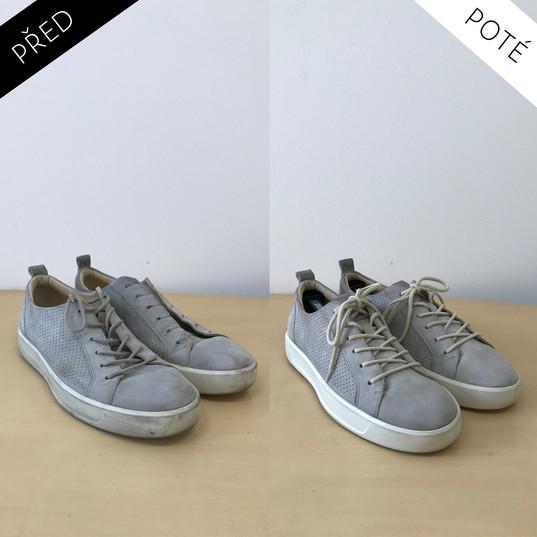 Sepatos - Prémiové mytí a péče o boty. Čištění bot Praha Mytí bot Praha 5