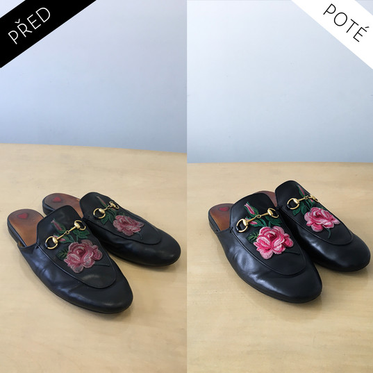 Sepatos - Prémiové mytí a péče o boty. Čištění bot Praha Mytí bot Praha2