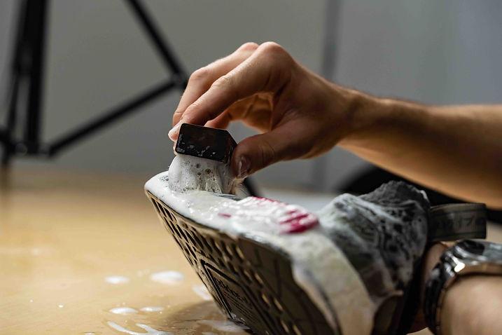 Sepatos - Prémiové mytí a péče o boty -