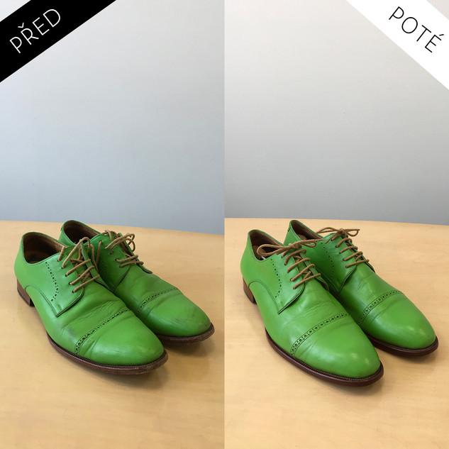 Sepatos - Prémiové mytí a péče o boty. Čištění bot Praha. Mytí bot Praha 30