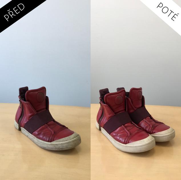Sepatos - Prémiové mytí a péče o boty. Čištění bot Praha. Mytí bot Praha 22