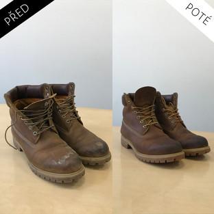 Sepatos - Prémiové mytí a péče o boty. Čištění bot Praha Mytí bot Praha11