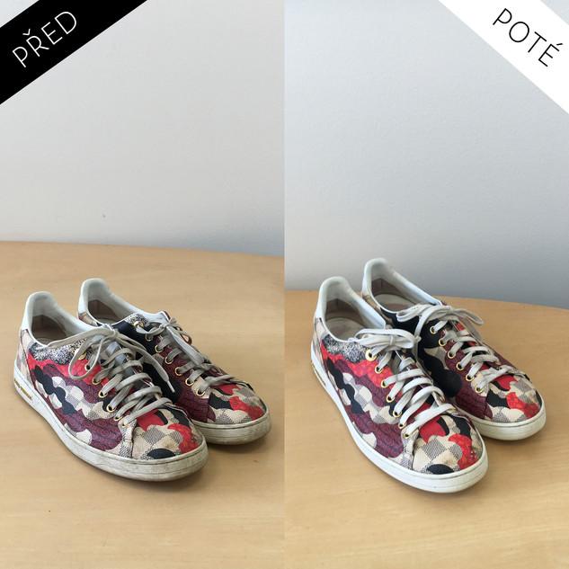Sepatos - Prémiové mytí a péče o boty. Čištění bot Praha. Mytí bot Praha 17